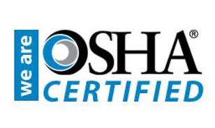 OSHA : Brand Short Description Type Here.