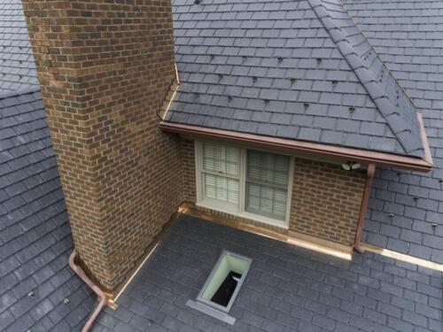 Davinci Synthetic Slate_back & skylight